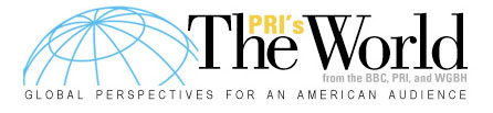 PRI's The World Logo